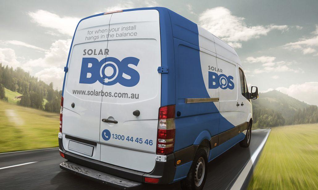 SolarBOS Van