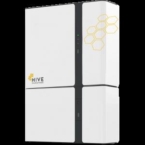 HIVE Solar Battery White